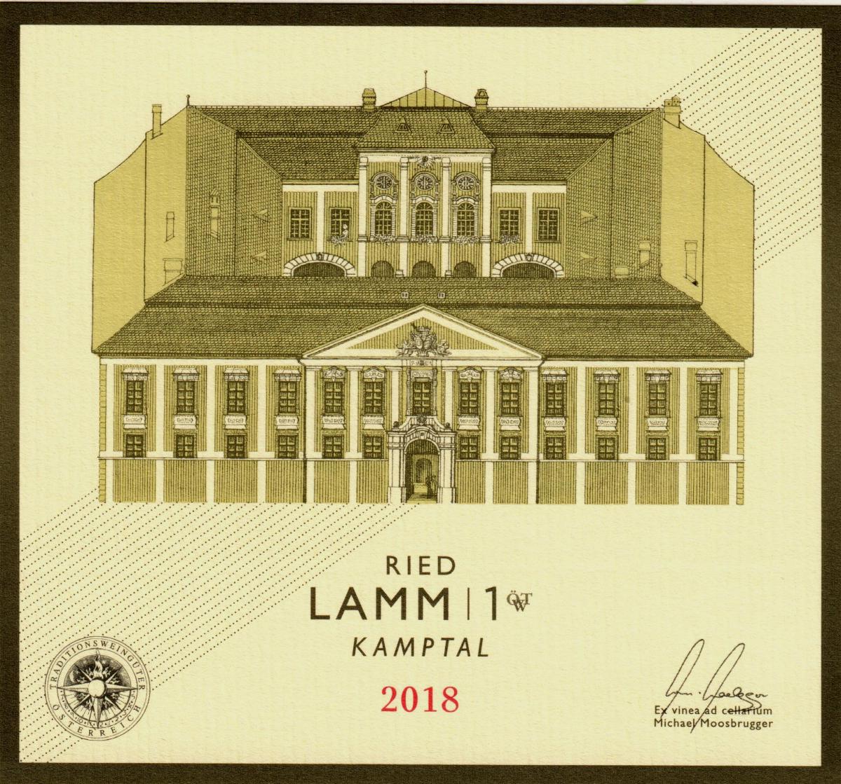 Label Schloss Gobelsburg