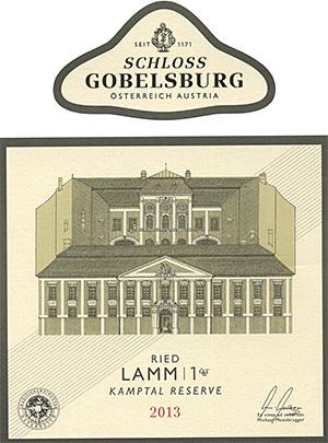 Weinlinie Schloss Gobelsburg