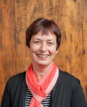 Birgit Sax, CEO Office