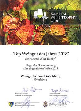 Kamptal Wine Trophy 2018